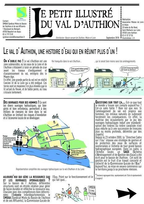 Petit illustré du Val d'Authion -  PDF - 1.6 Mo