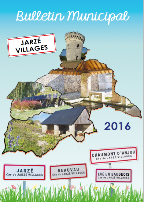 Bulletin municipal 2016 -  PDF - 10 Mo