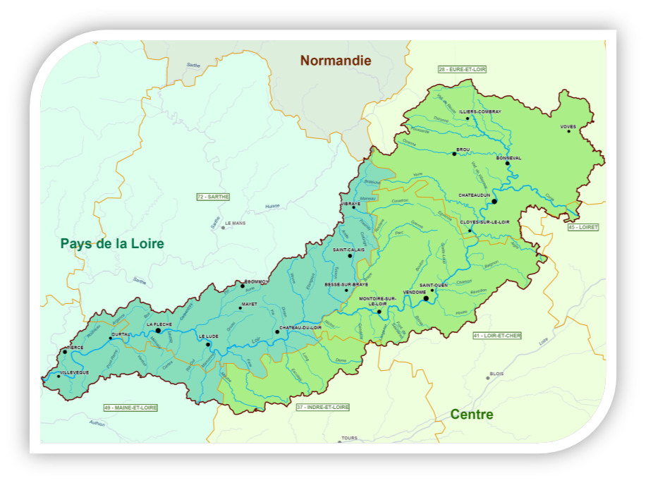 SAGE du Loir